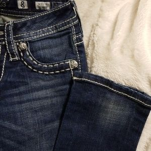 Miss Me Bottoms - Miss Me girls jeans size 8